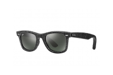 RB 2140 Original Wayfarer Denim Nero